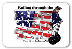 Patriot Tours VA Yorktown Segway Tours